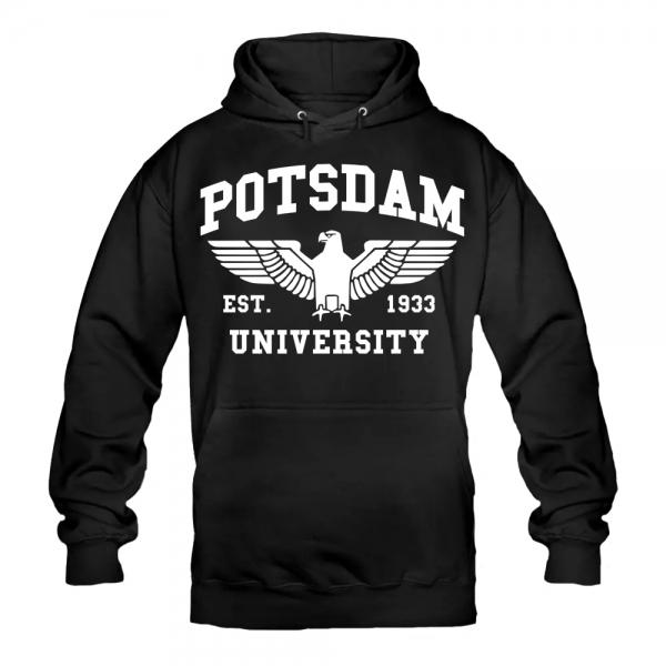 POTSDAM Hoody schwarz