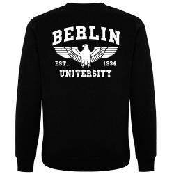 BERLIN Pullover schwarz