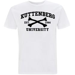 KUTTENBERG T-Shirt weiß