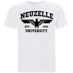 NEUZELLE T-Shirt weiß