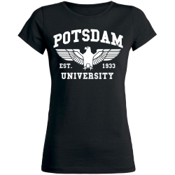 POTSDAM Girly  schwarz