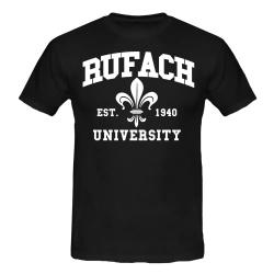 RUFACH T-Shirt schwarz