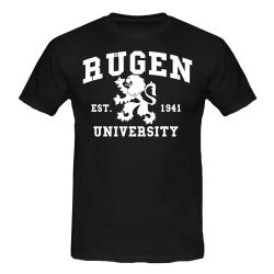 RÜGEN T-Shirt schwarz