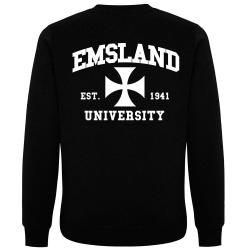 EMSLAND Pullover schwarz