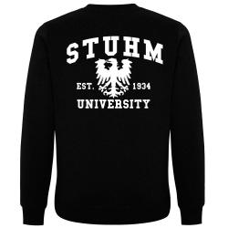 STUHM Pullover schwarz