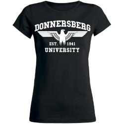 DONNERSBERG Girly  schwarz