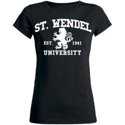 ST.WENDEL Girly  schwarz