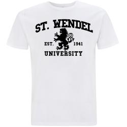 ST.WENDEL T-Shirt weiß