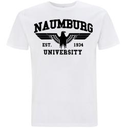 NAUMBURG T-Shirt weiß