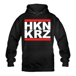 HKN KRZ schwarz Hoody
