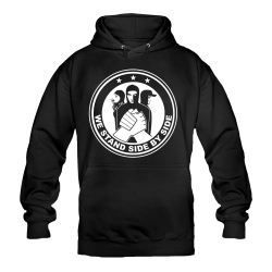 UNITE THE RIGHT Hoody schwarz