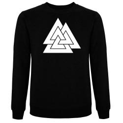 VALKNUT Pullover schwarz