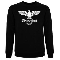 REICHSADLER Pullover schwarz