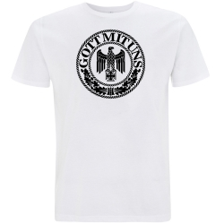 GOTT MIT UNS T-Shirt weiß