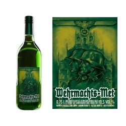Wehrmachts-Met (grün)