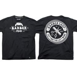 Barber Shop - schwarz TS