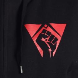 Zip Hoody Antagonist schwarz