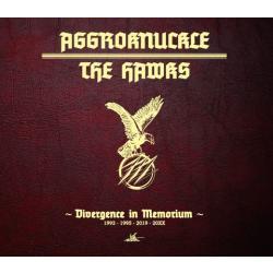 Aggroknuckle / The Hawks -Divergence in Memorium-
