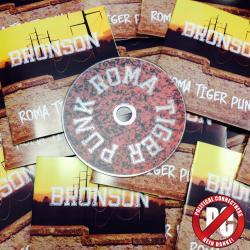 Bronson -Roma Tiger Punk-