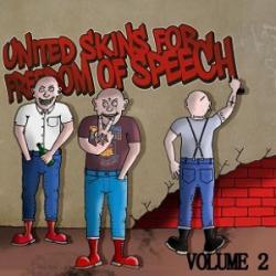 Sampler -United Skins for Freedom of Speech Vol.2-