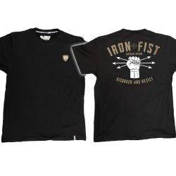 Iron Fist schwarz TS